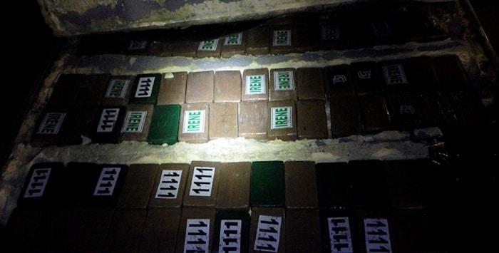 130 kilo coke onderschept in R'damse haven, 'mogelijk gevaar voor personen'