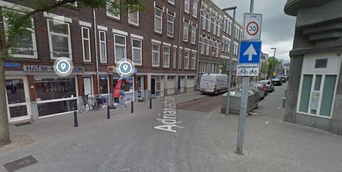 Man gewond na schietpartij bij Rotterdamse kapsalon