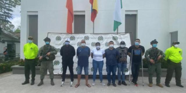 Colombiaanse agenten opgepakt die drugs smokkelden naar Nederland