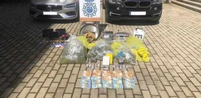 Drugskoeriers Nederlands netwerk opgepakt in Spaans cocaïneonderzoek
