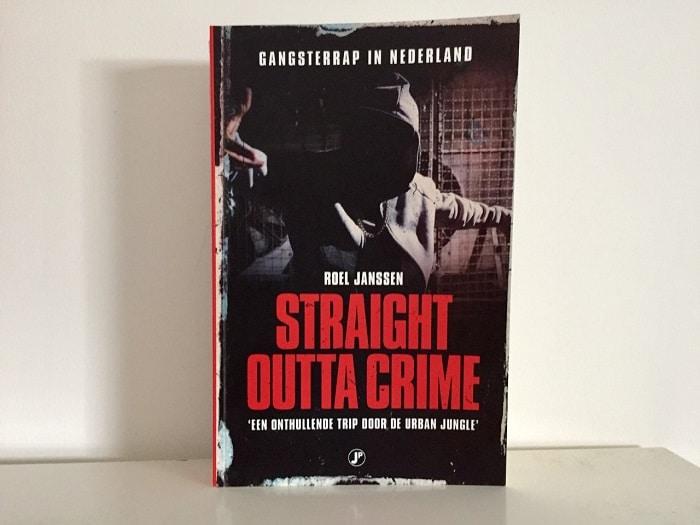Boek 'Straight Outta Crime' over gangsterrap in Nederland verschenen