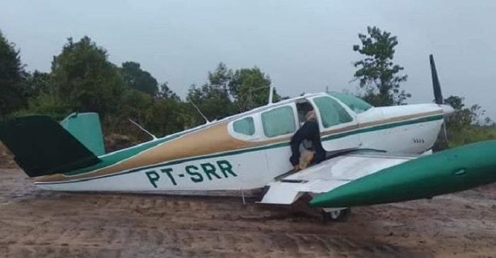 Vliegtuig met 453 kilo coke maakt noodlanding in Guyana