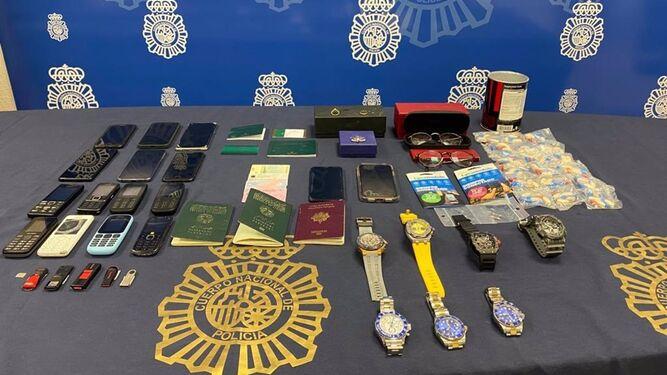 Marbella: leiders bende horlogerovers opgepakt (UPDATE)