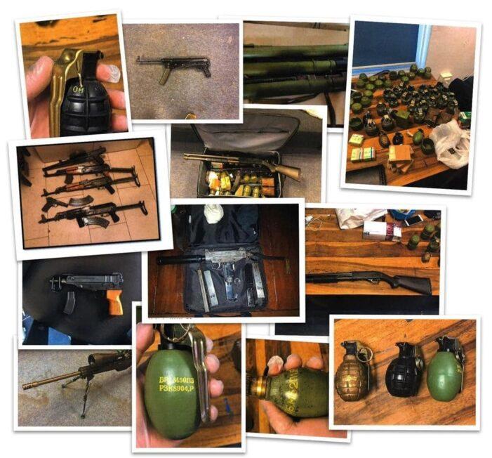 Elf jaar cel voor Fries kopstuk in grote wapenhandelzaak