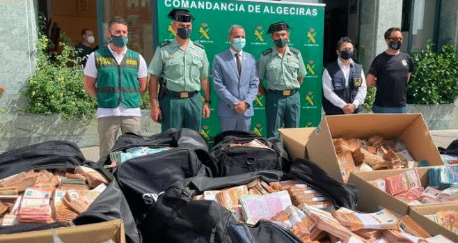 Operatie Jumita: 1600 kilo coke en 16,5 miljoen euro cash gepakt (VIDEO)