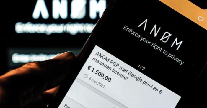 OM: 25 Nederlandse criminele organisaties gebruikten Anom-telefoons