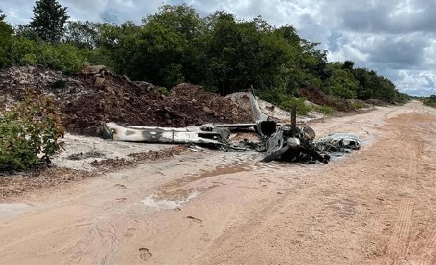 'Tweede vliegtuig betrokken bij Surinaamse cokevangst'