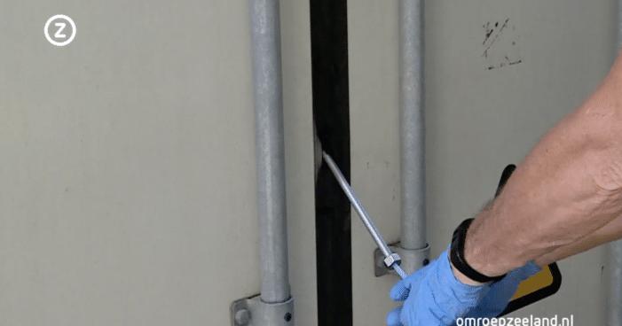 Douane kan drugshonden inzetten zonder containers te openen