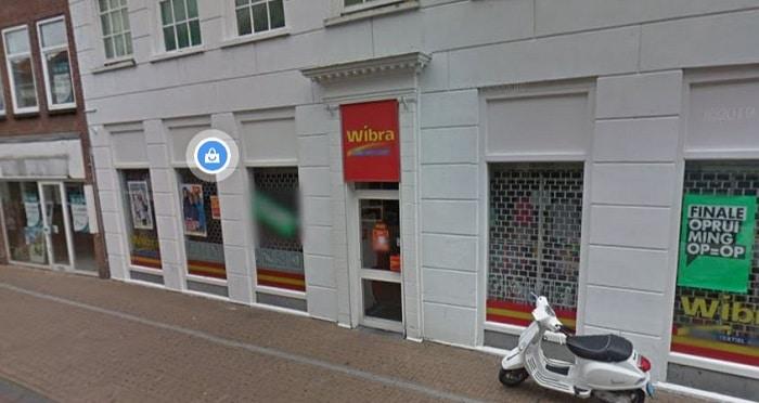 Explosies en brand boven winkelpand in Gorinchem
