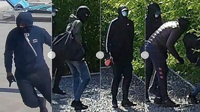 Beloning uitgeloofd in onderzoek naar overvallen bij BN'ers (VIDEO)