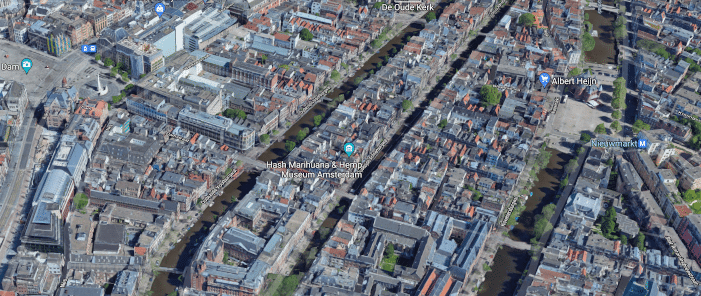 'Pakistaan kocht 27 panden in Amsterdamse oude binnenstad'