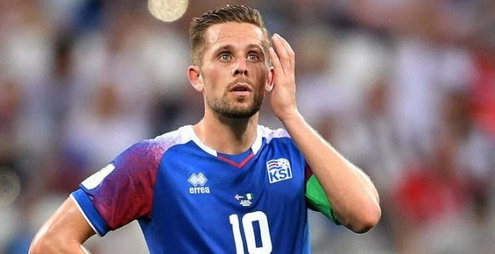 'IJslandse voetbalinternational Sigurdsson opgepakt in zedenzaak' (UPDATE)
