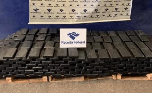 Halve ton cocaïne voor Rotterdam onderschept in Brazilië