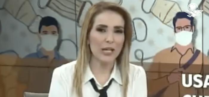Doodsbedreiging tegen Mexicaanse nieuwspresentator door drugscriminelen (VIDEO)