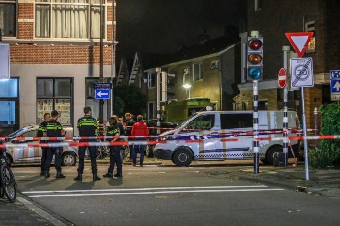 Agenten gewond bij schietpartij in Dordrecht (VIDEO)(UPDATE)