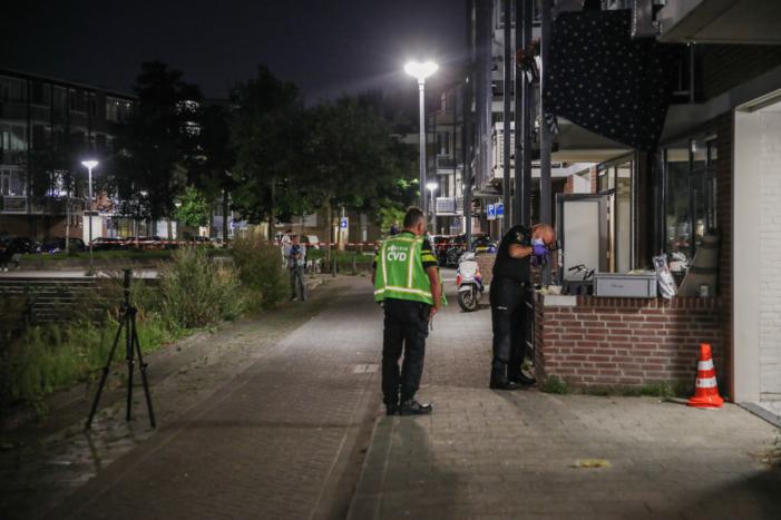 Opnieuw een Rotterdamse woning beschoten