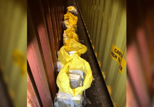 Meer dan 300 kilo cocaïne voor Rotterdam gepakt in Brazilië