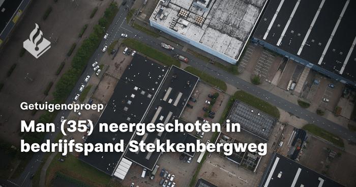 Man (35) zwaargewond na schietpartij op feest in Amsterdam-Zuidoost