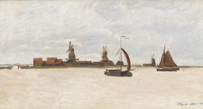 Verdachte kunstroof Zaans Museum was Van Gogh-rover