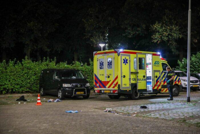 Twee schietpartijen in Rotterdam (UPDATE)