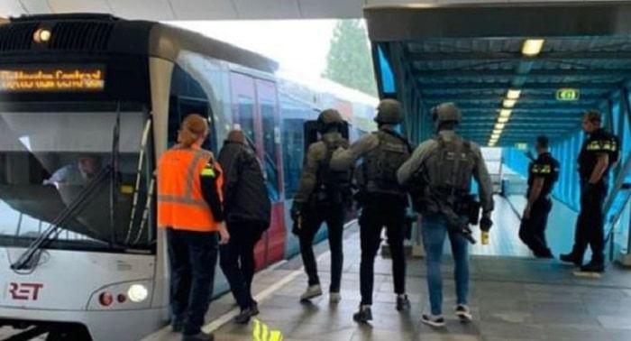 Verdachte bommelding aangehouden bij metrostation in Rotterdam-Zuid