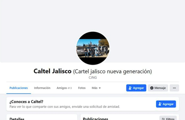 Drugskartel gebruikt Facebook om leden te rekruteren en huurmoordenaars te betalen