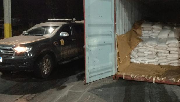 Brazilianen pakken 329 kilo coke voor Rotterdam