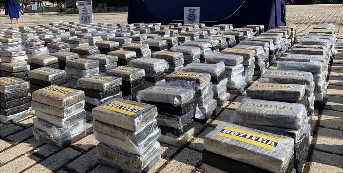 Spaanse politie over Balkankartel: 'Grootste cocaïnenetwerk in Europa ontmanteld' (VIDEO)