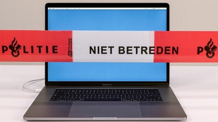 Rotterdamse agent aangehouden voor schenden ambtsgeheim