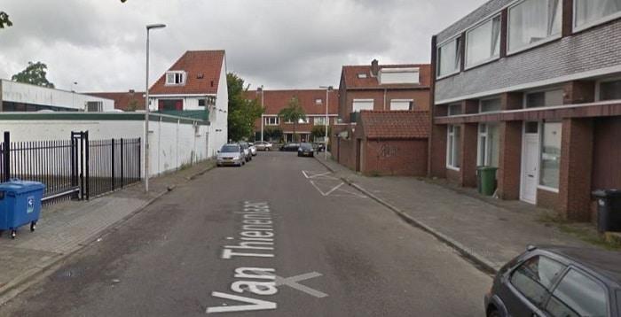 Tweetal zwaargewond bij gewapende woningoverval in Eindhoven
