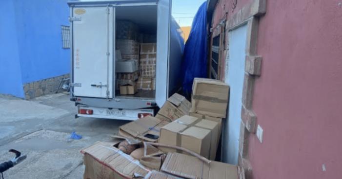 DEA-operatie in Spanje en Marokko: acht ton hasj gepakt