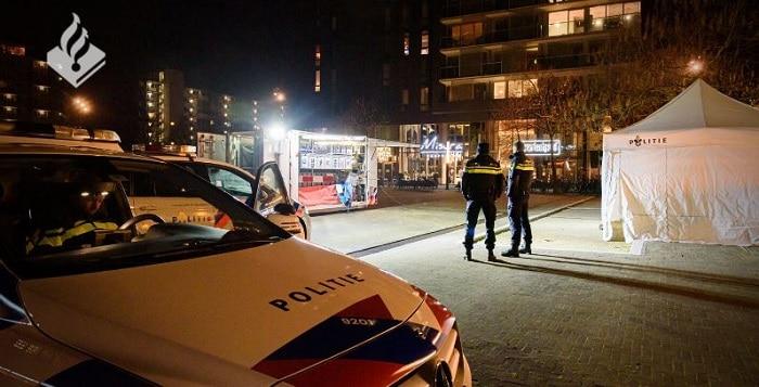 Gewonde bij straatroof en schietpartij in Amsterdam Nieuw-West