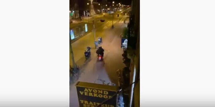 Twee jaar cel voor mislukte plofkraak in Amsterdam-West (VIDEO)