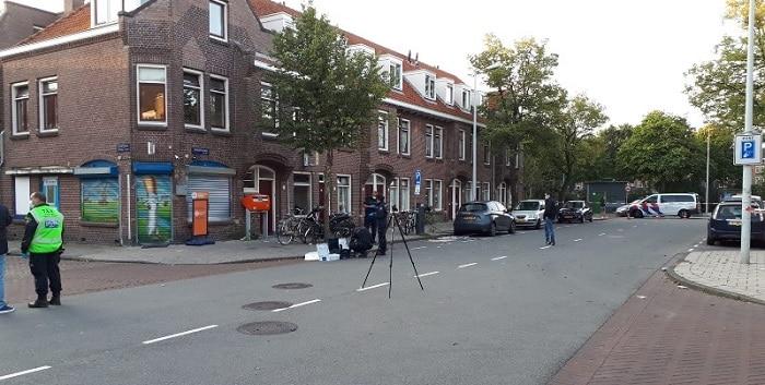 Geld op straat en veel schade door plofkraak in Amsterdam-Noord