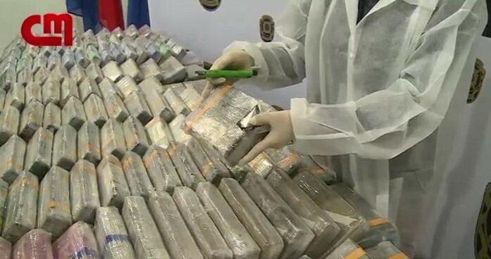 Recordvangst 5,2 ton cocaïne op zee door Spaanse en Portugese politie (VIDEO)