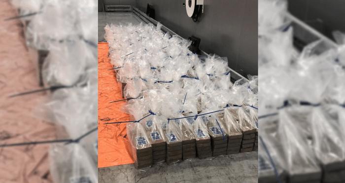 1.040 kilo cocaïne onderschept in Rotterdamse haven