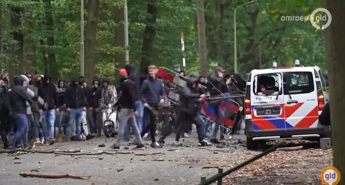 Omroep Gelderland stopt met nieuwsverslaggeving na voetbalrellen