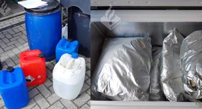 Vierde verdachte aangehouden voor drugslab in Drentse woonwijk